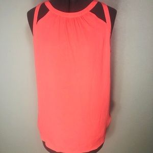 HOT PINK Express top!!